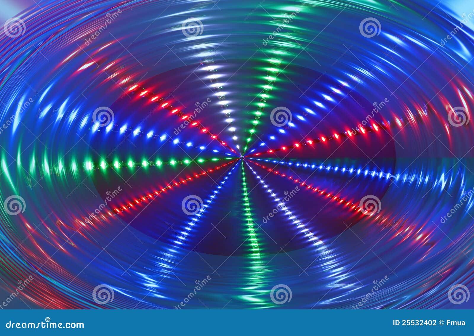 rotation abstraite de lumi re de disco discoth que photographie stock image 25532402. Black Bedroom Furniture Sets. Home Design Ideas