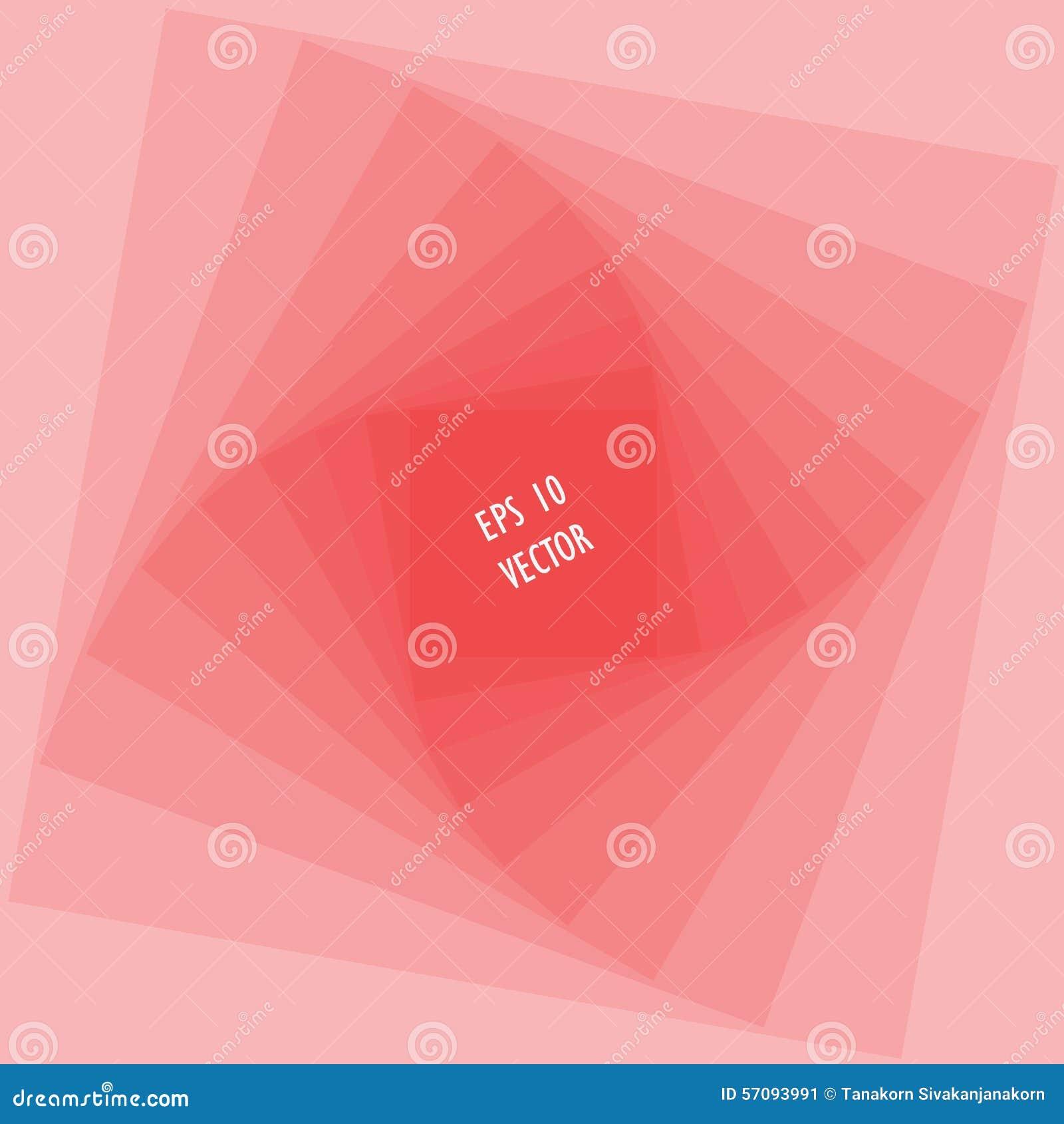 Rotation de place rouge au centre