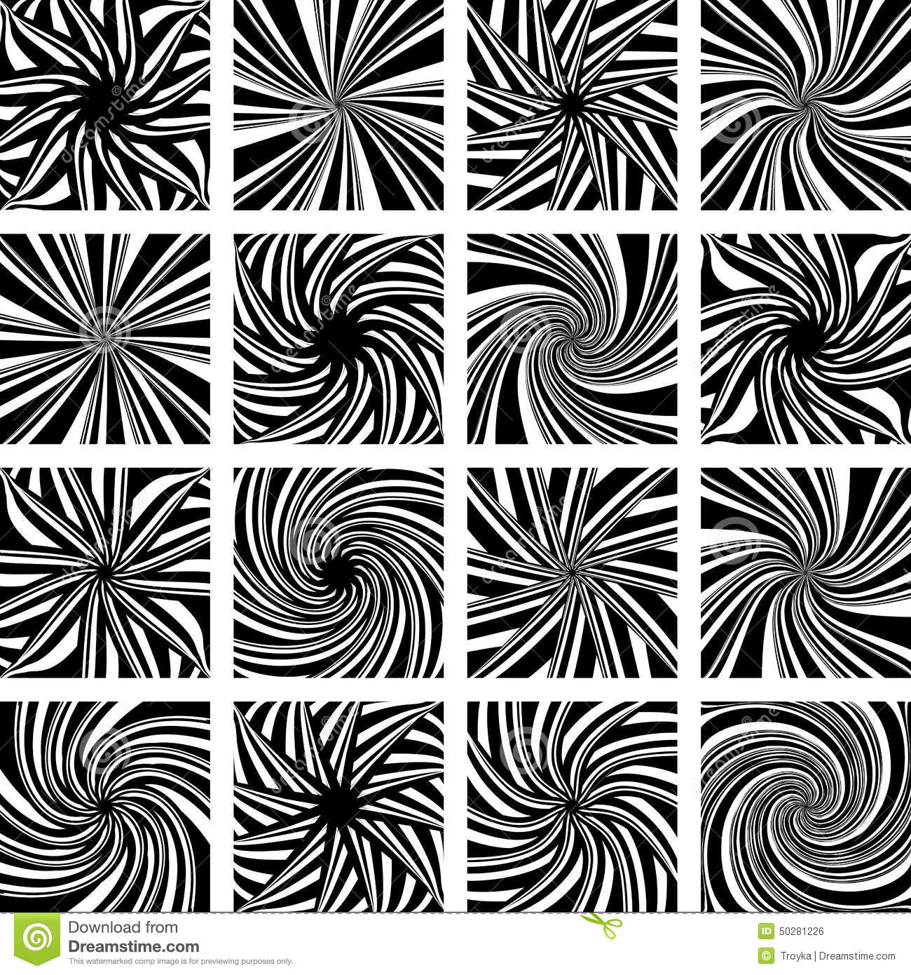Elements Of Design Movement : Rotation and twisting movement design elements stock