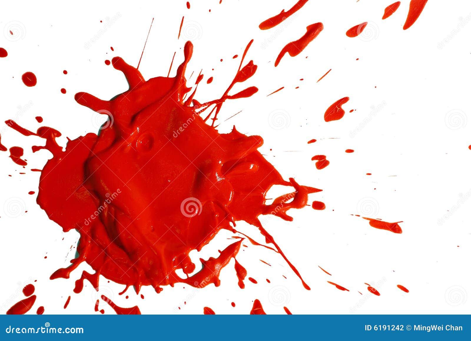 Rote Farben Tropfen Stockfoto Bild Von Punkt Kunst Tropfchen