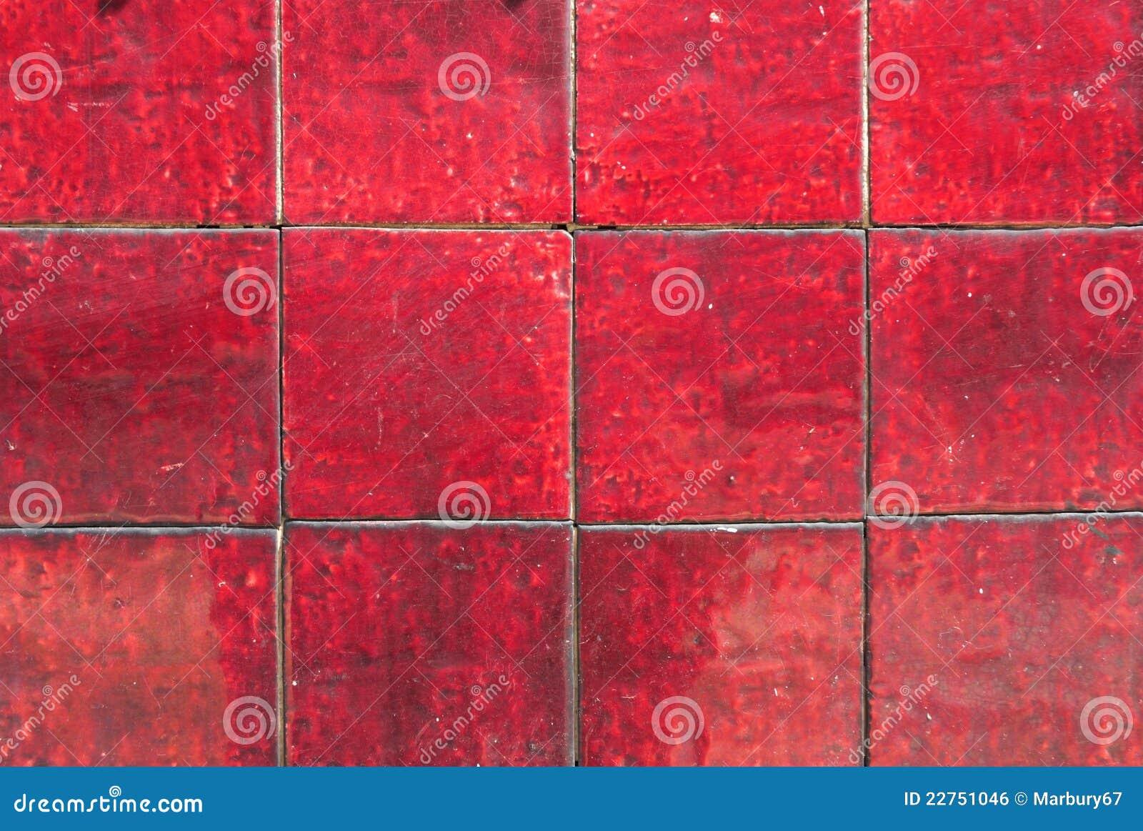 Rote Fliesen Stockfoto Bild Von Shine Gebäude Rasterfeld - Rotbraune fliesen