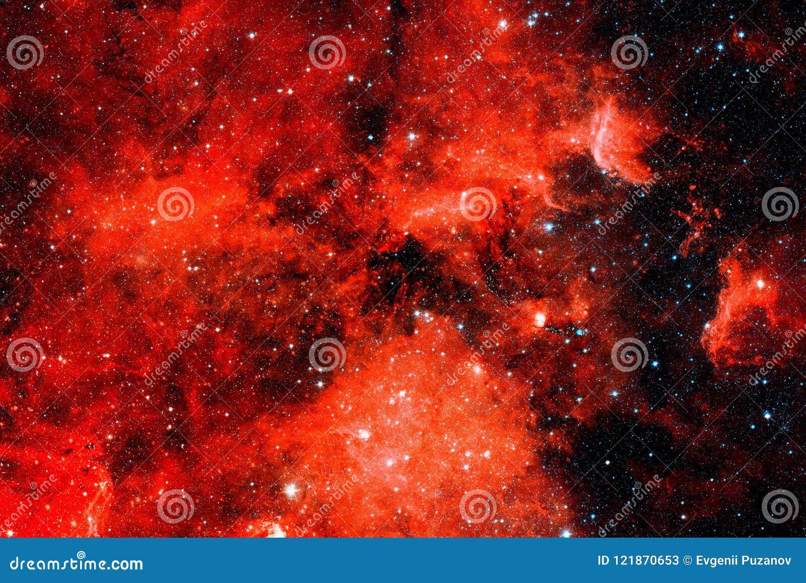 Rote Galaxie Elemente dieses Bildes geliefert von der NASA