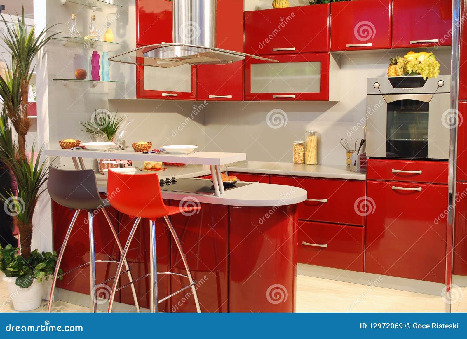 Rote Küche ~ DeEviz.CoM for .