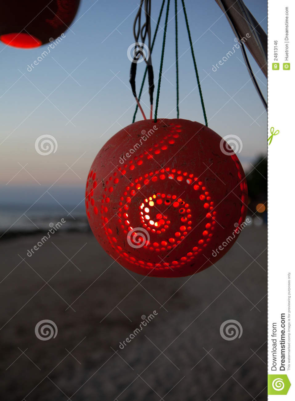 Rote Latern