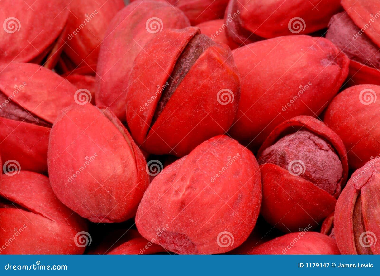 Rote Pistazien 1