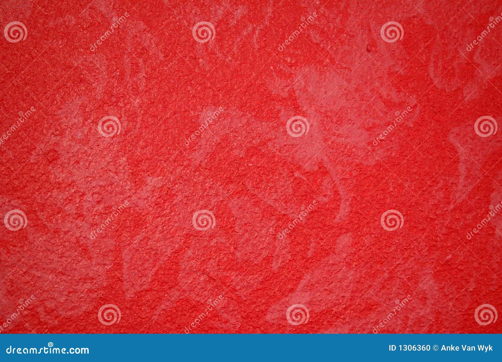 Rote tapete stockfoto bild von hell gekr mmt auszug for Rote tapete