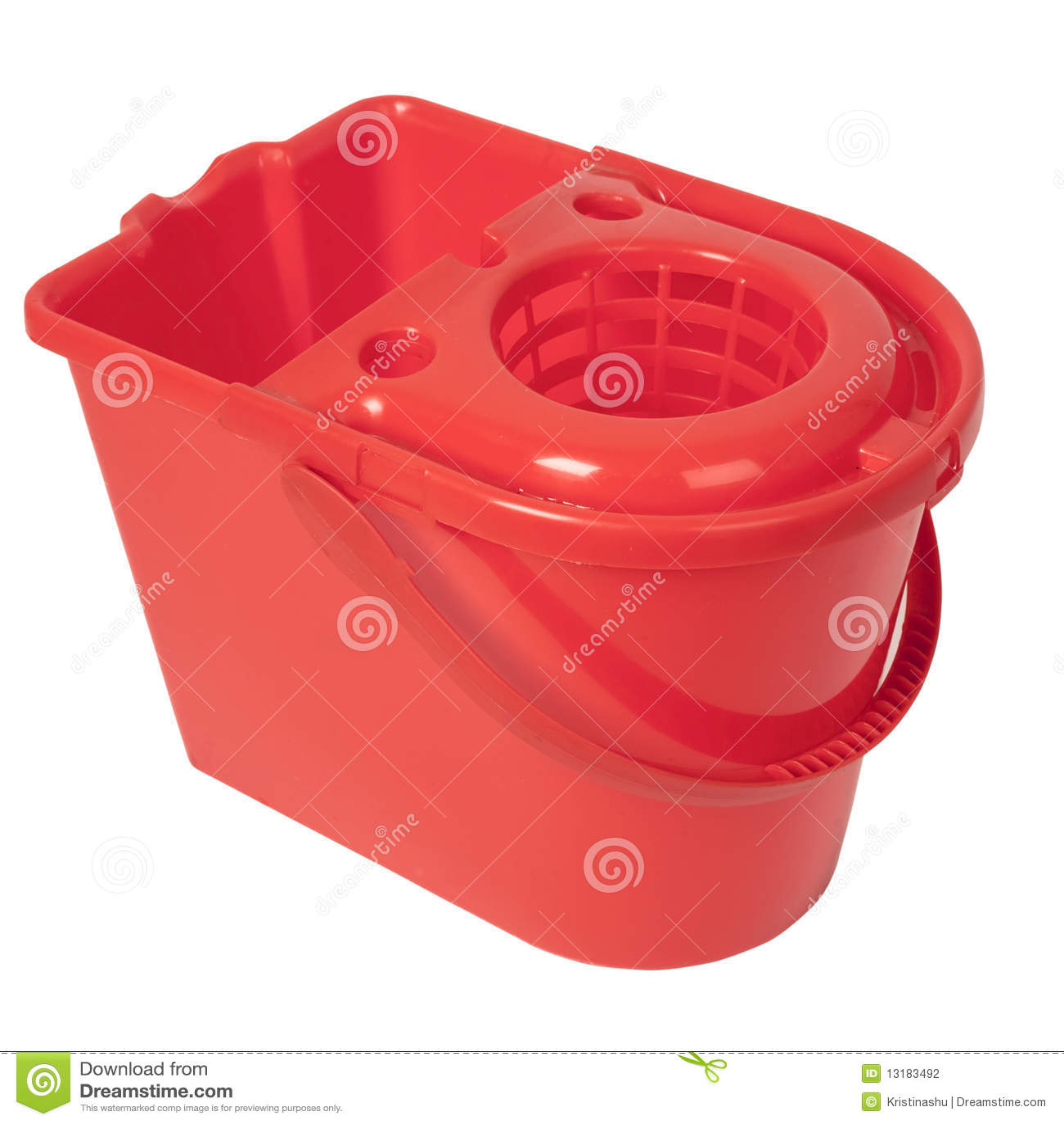 Rote Wannen