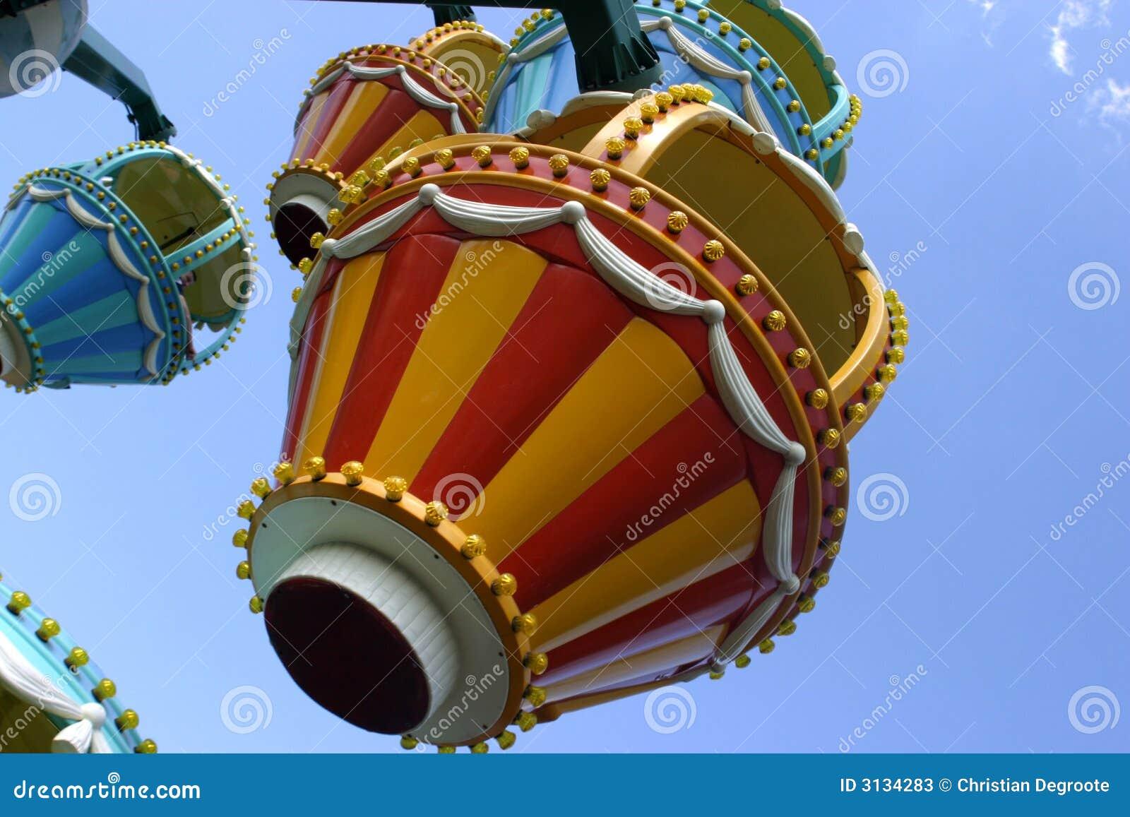 Rotella di Ferris dei bambini