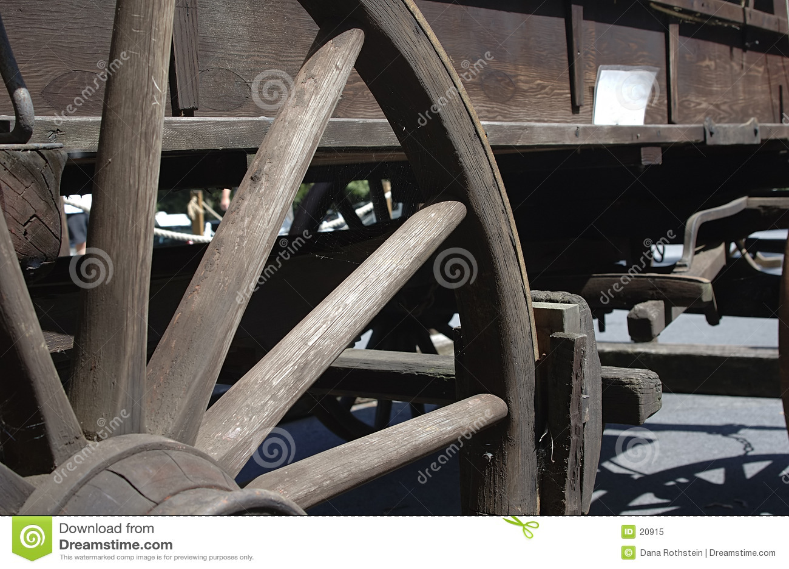 Rotella di vagone