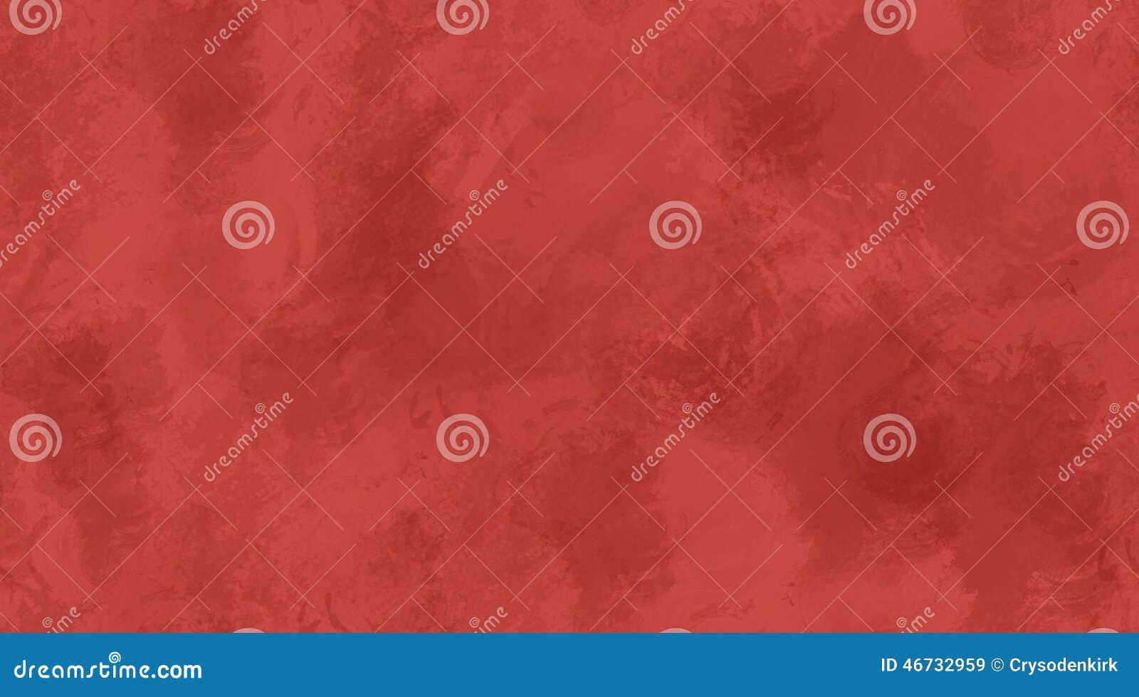 Roter Aquarell-Hintergrund-nahtlose Fliesen-Beschaffenheit