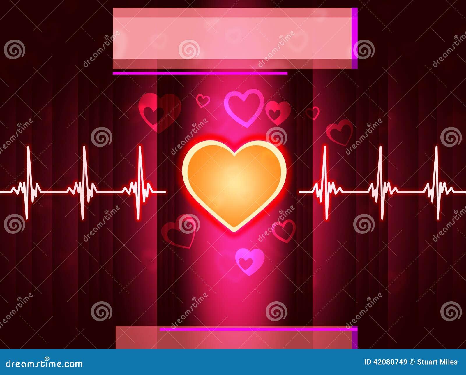 Herz Schlagen