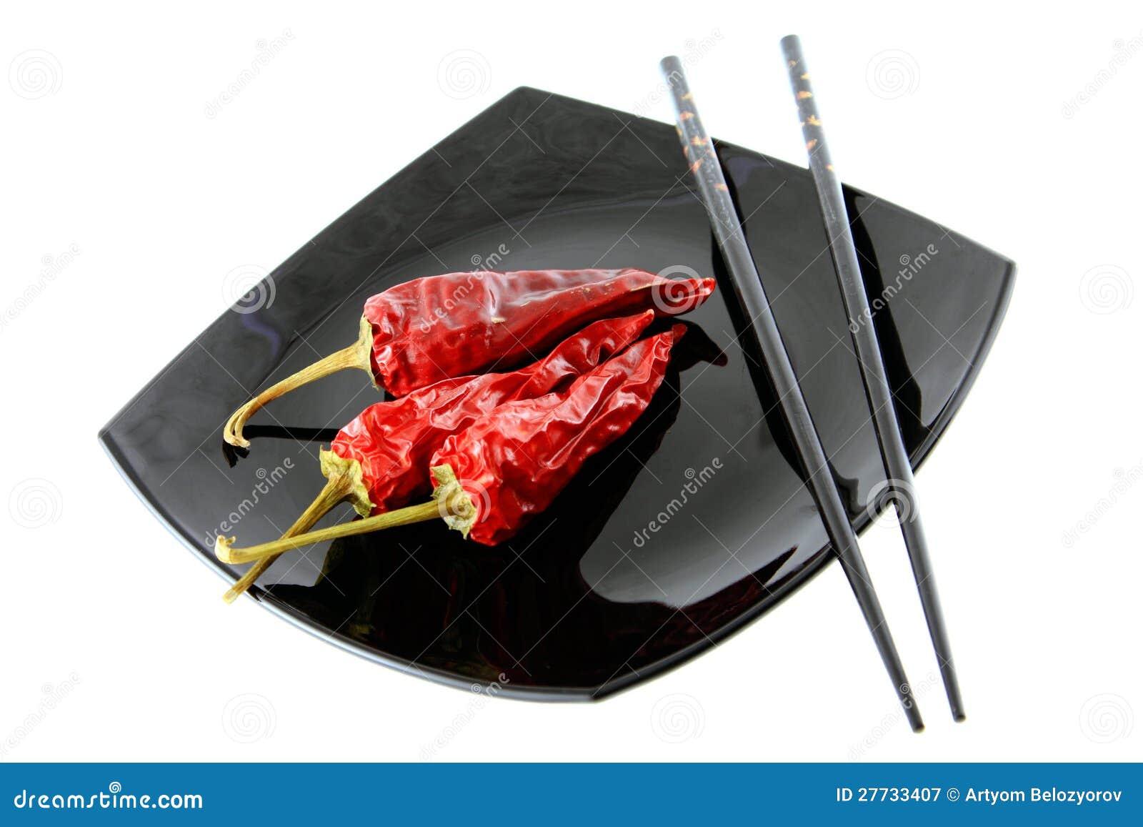 Roter Pfeffer