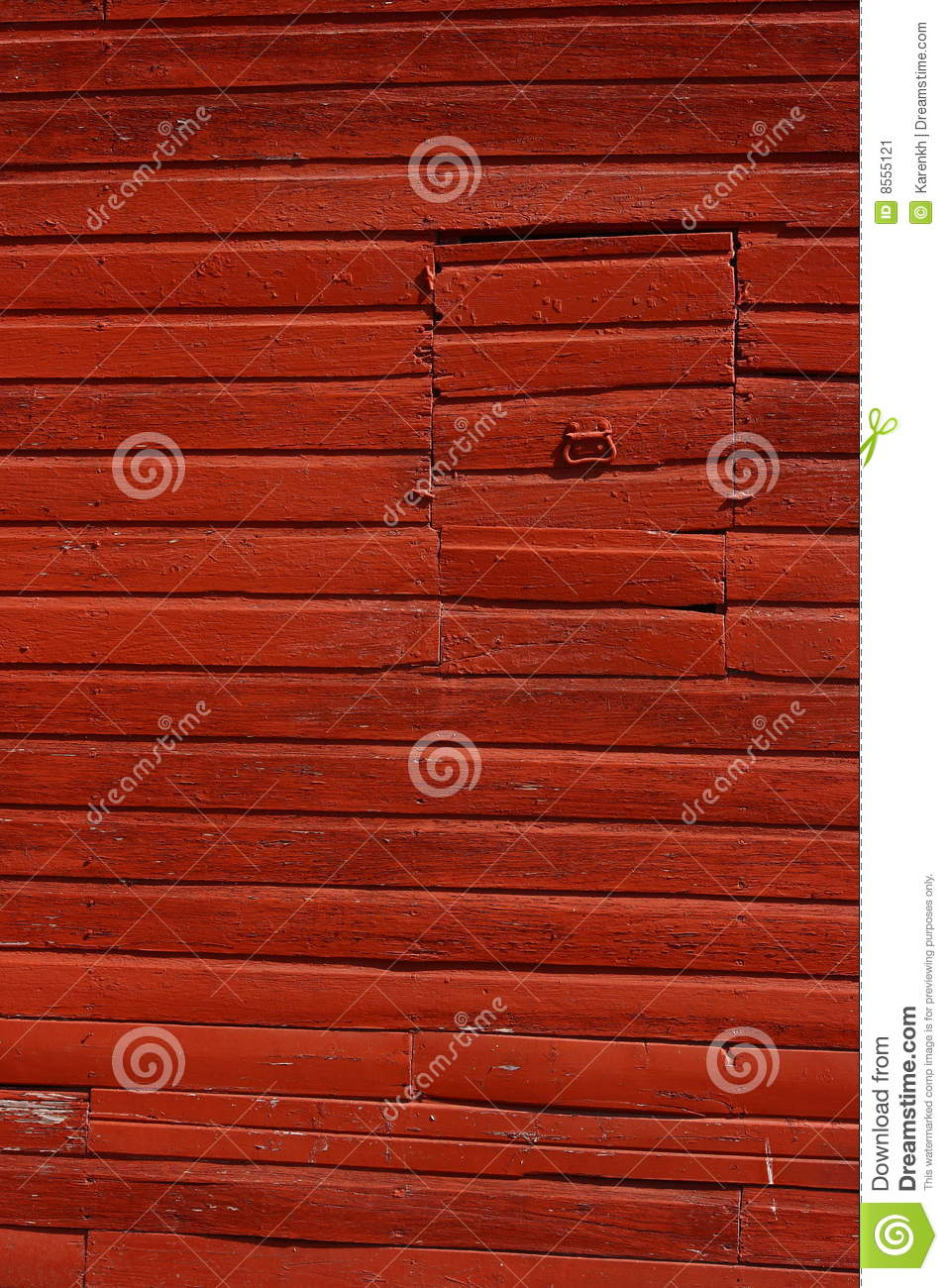 Roter Stall
