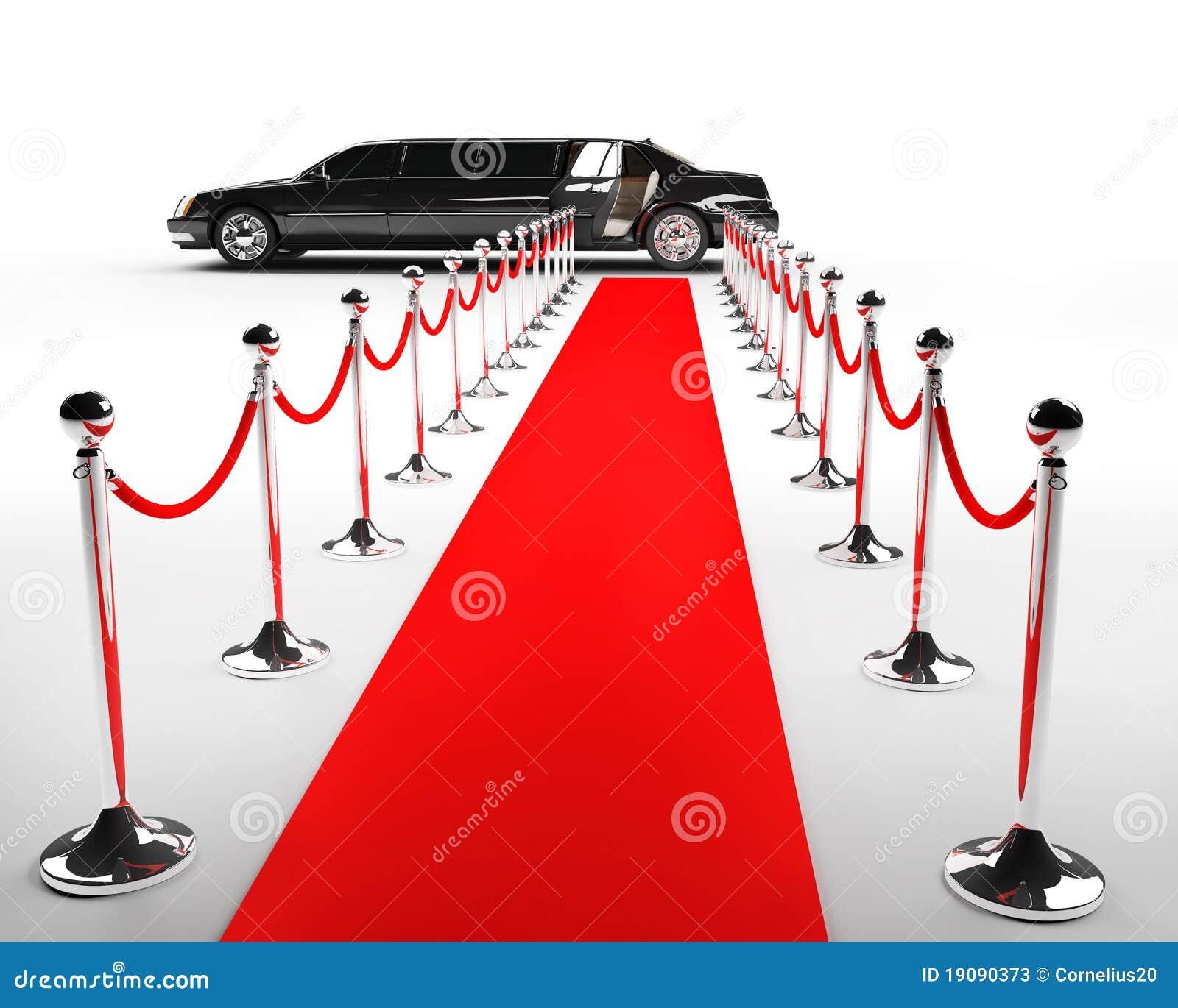 Roter teppich  Schwarze Limousine Und Roter Teppich Lizenzfreie Stockbilder ...
