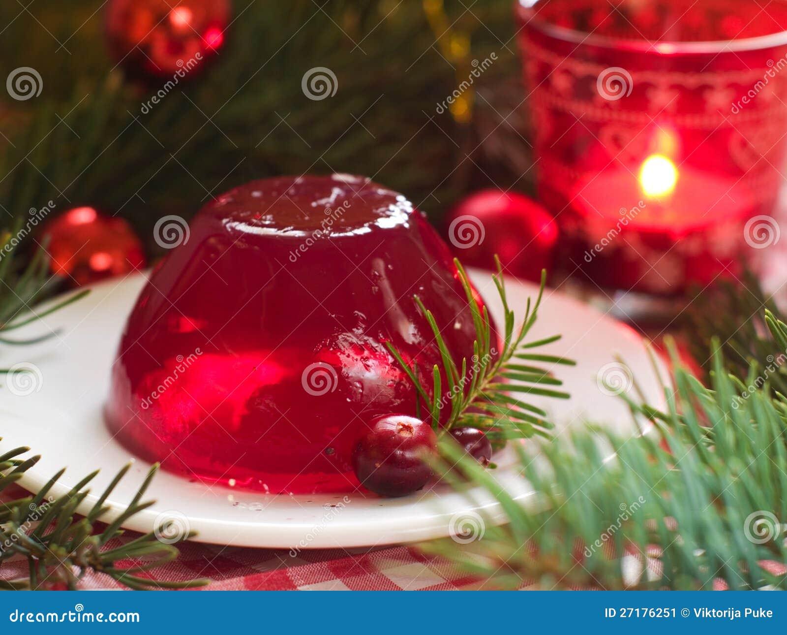 Rotes Beerengelee