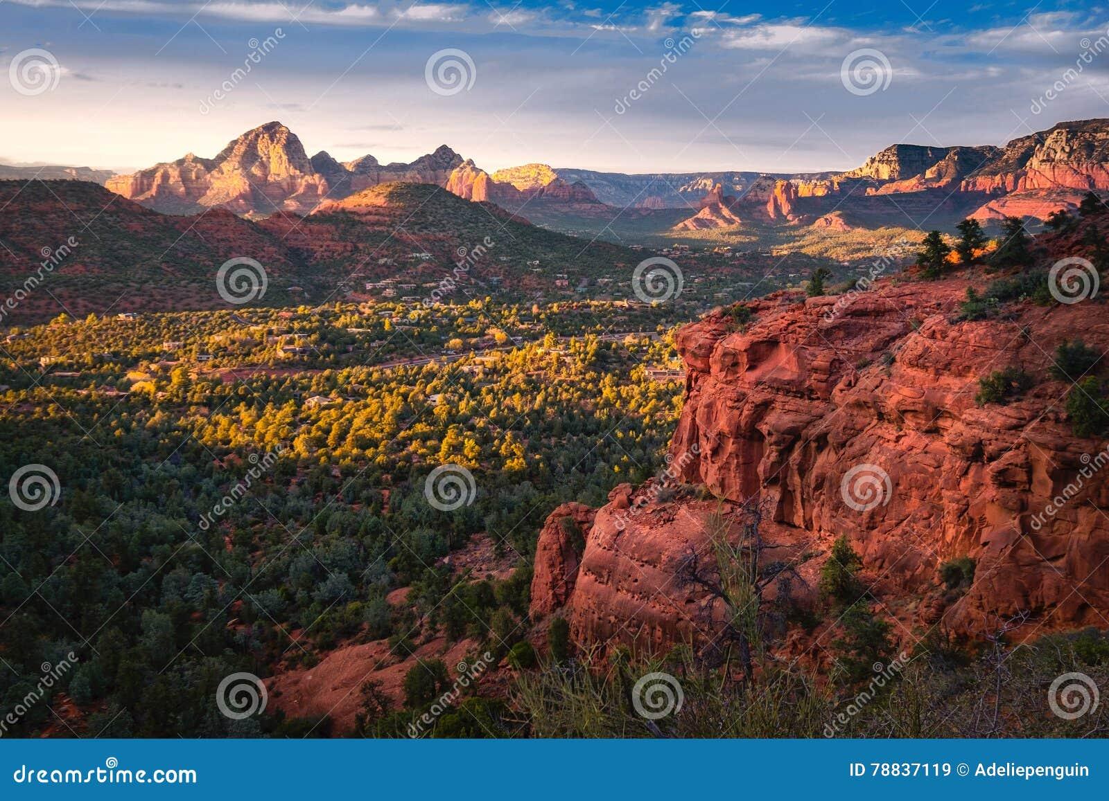 Rotes Felsen-Land Sedona, Arizona