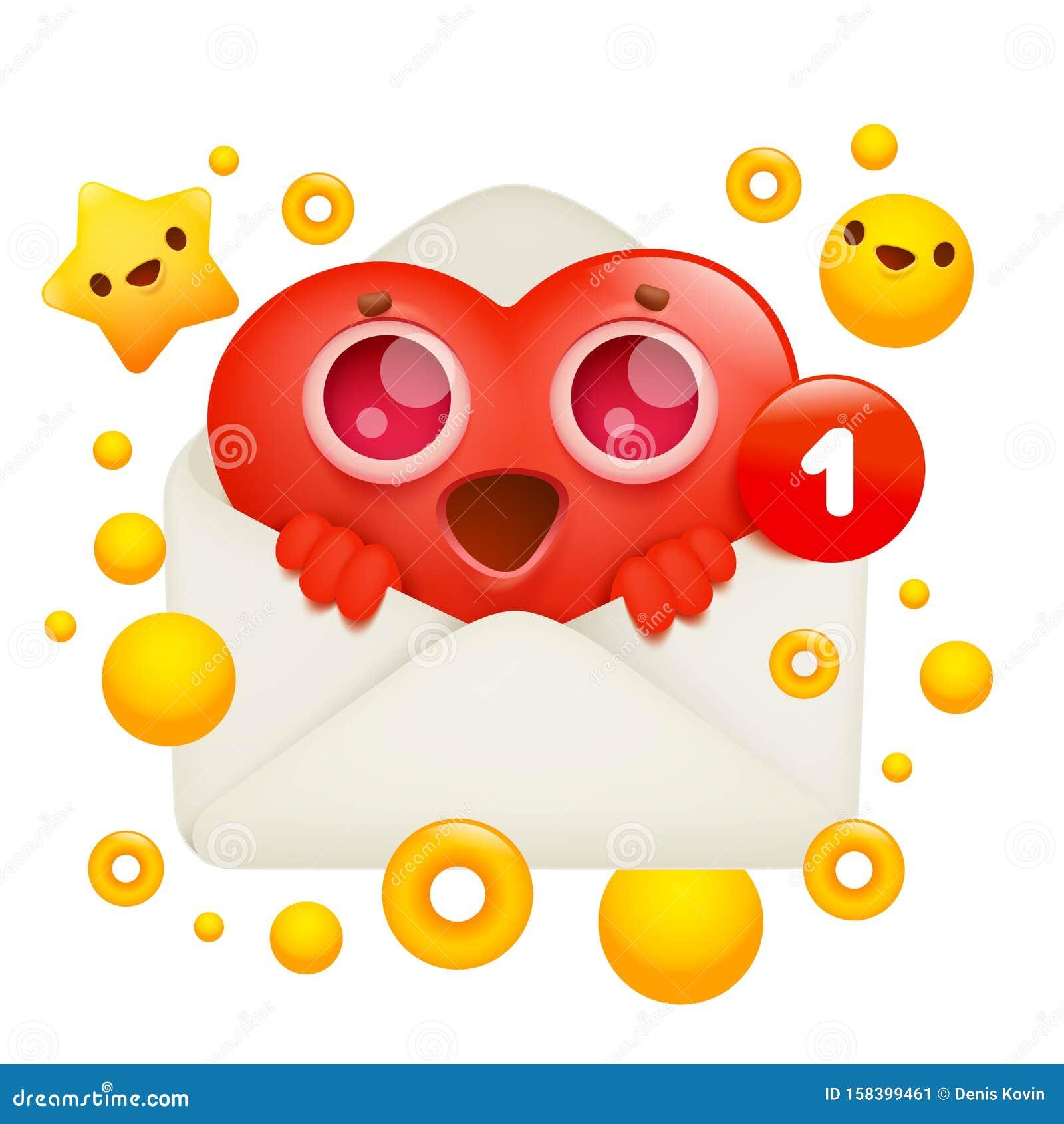 Emoji rotes herz Beziehung organisieren: