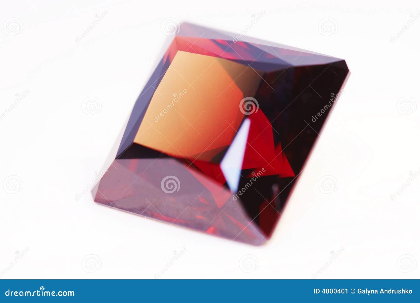 Rotes Juwel