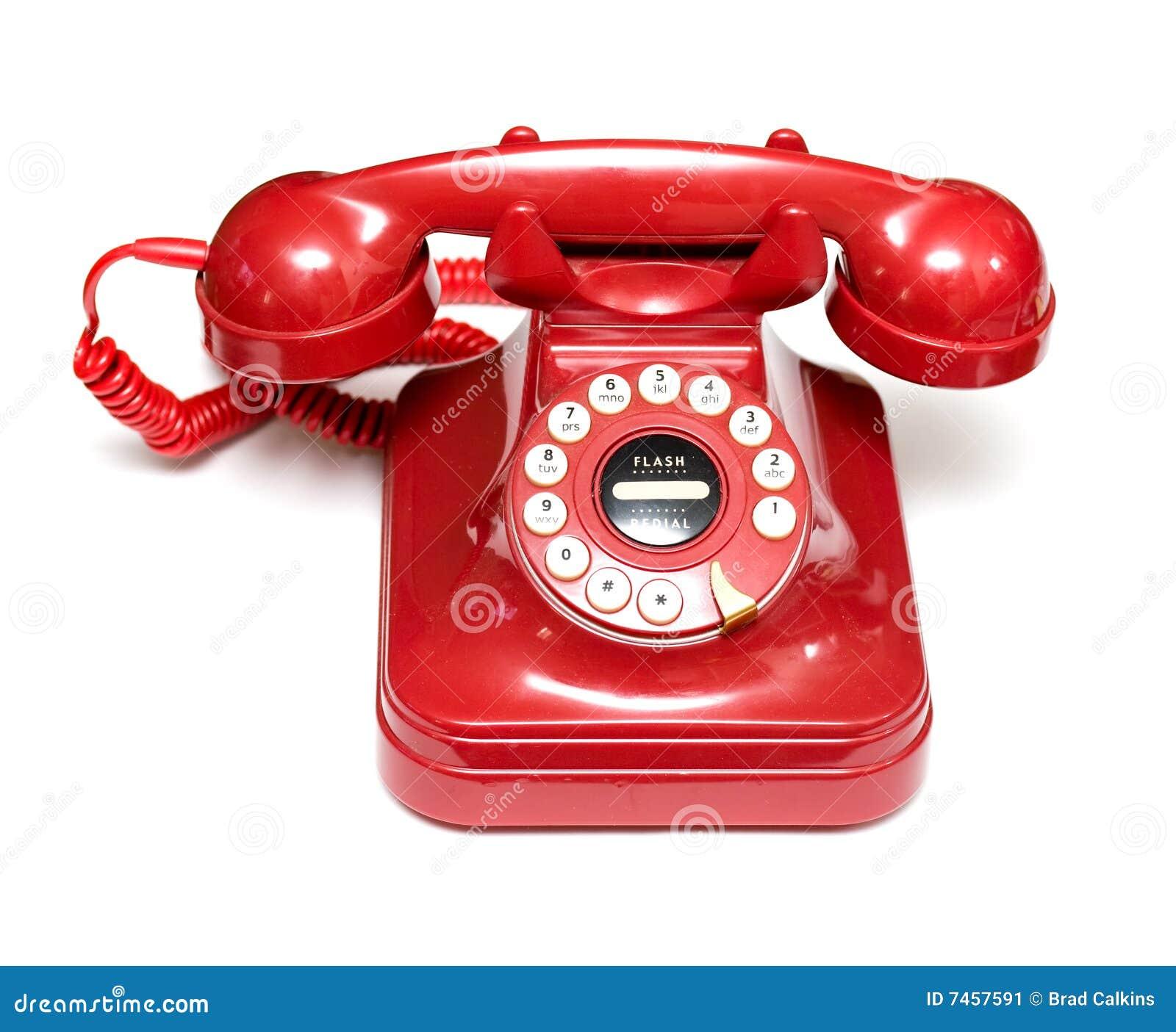Telefono rosso red telephone - 2 8