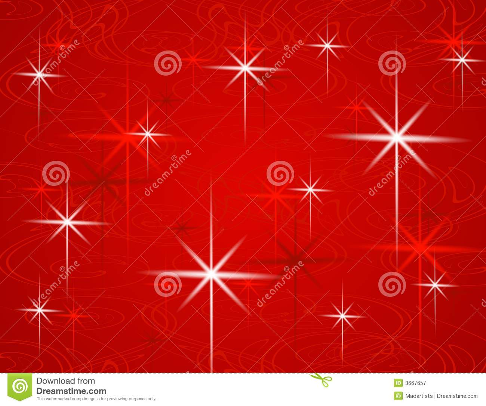 rotes weihnachten stars hintergrund stock abbildung bild. Black Bedroom Furniture Sets. Home Design Ideas