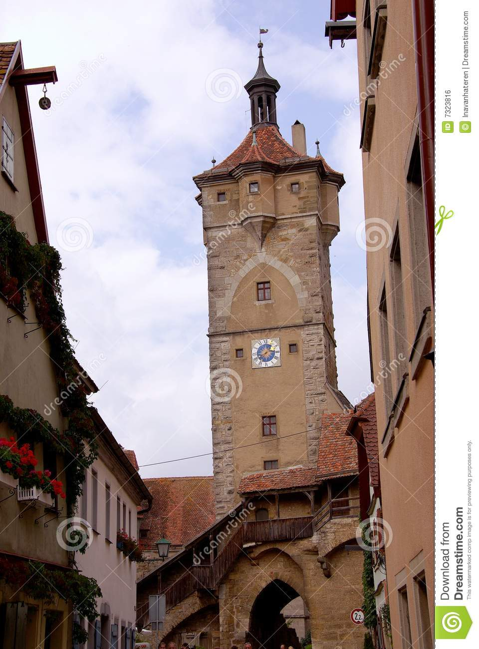 Rothenburg, Germania