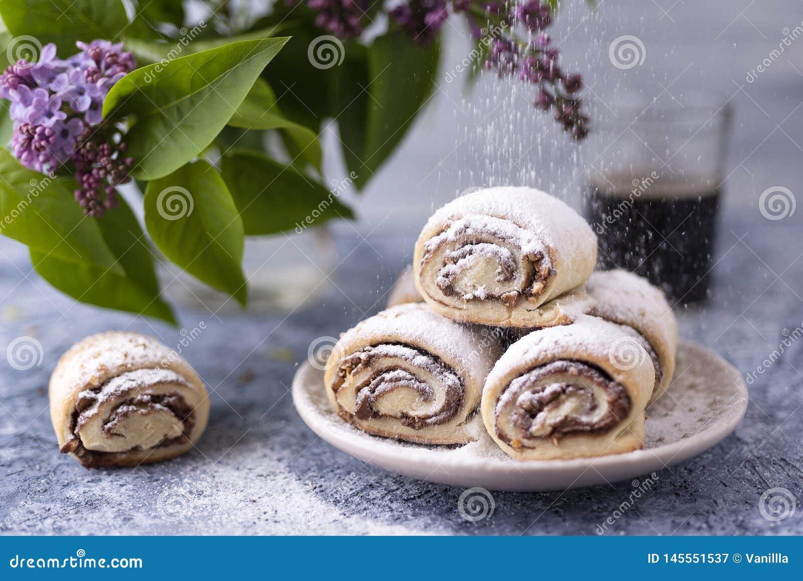 Rotoli di Nutella