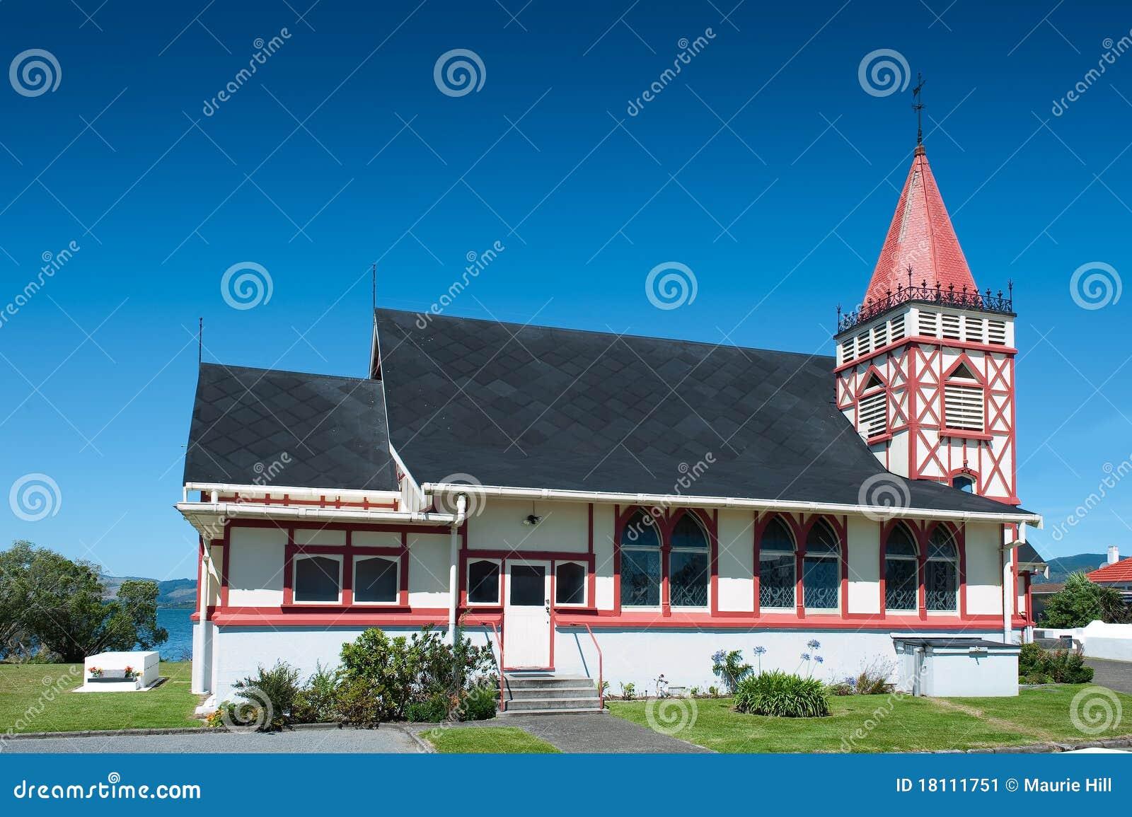 Rotorua Άγιος faiths εκκλησιών