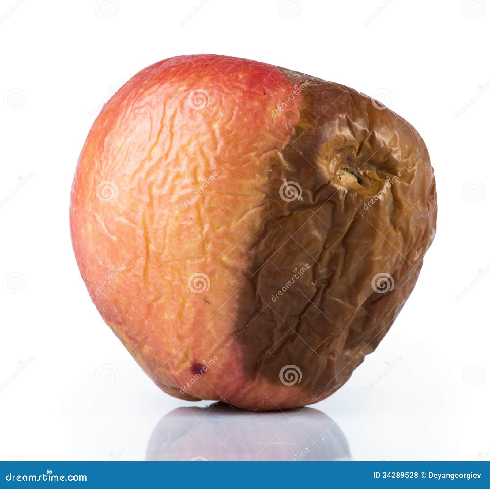 Rotten Apple Royalty Free Stock Photos Image 34289528