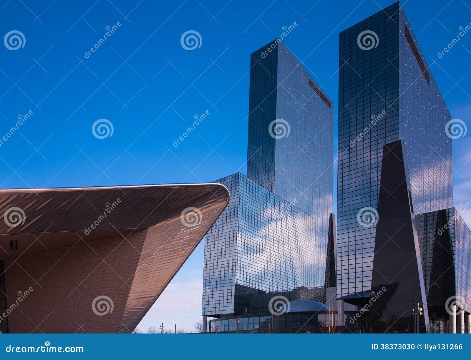 Rotterdam arkitektur