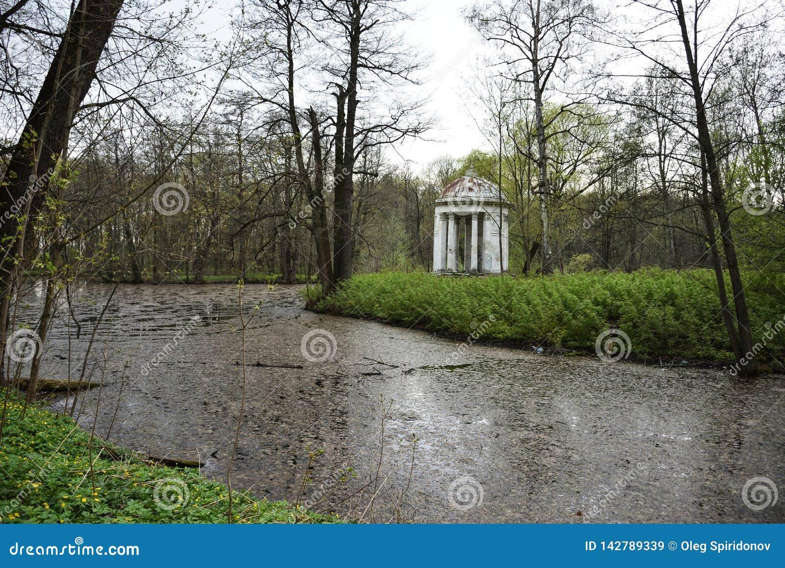 Rotunda in Bykovo