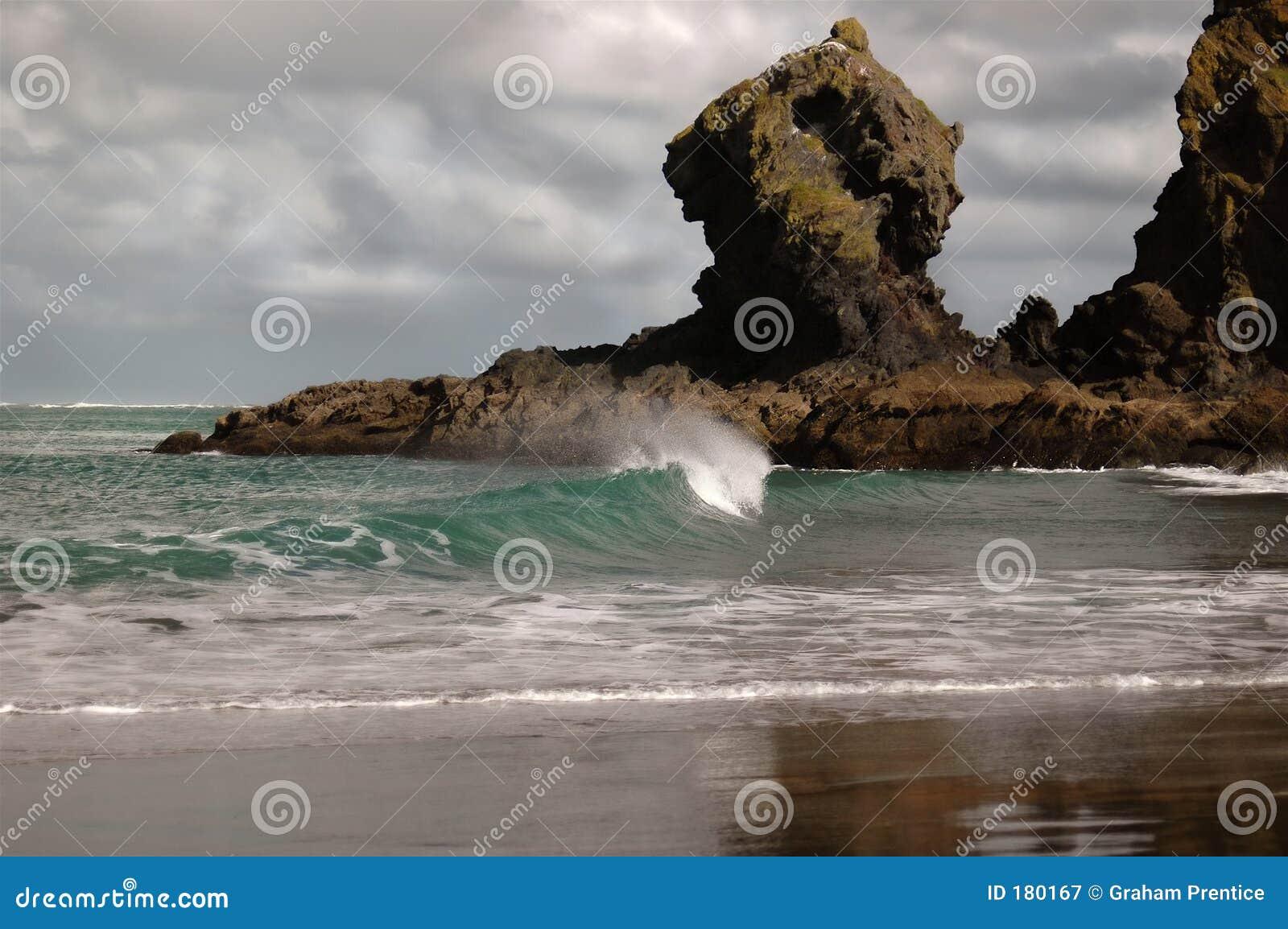 Rotura de la onda