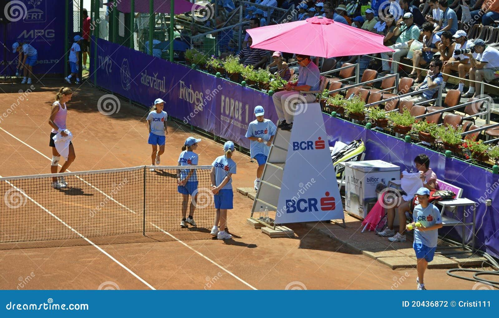Rotura del tenis