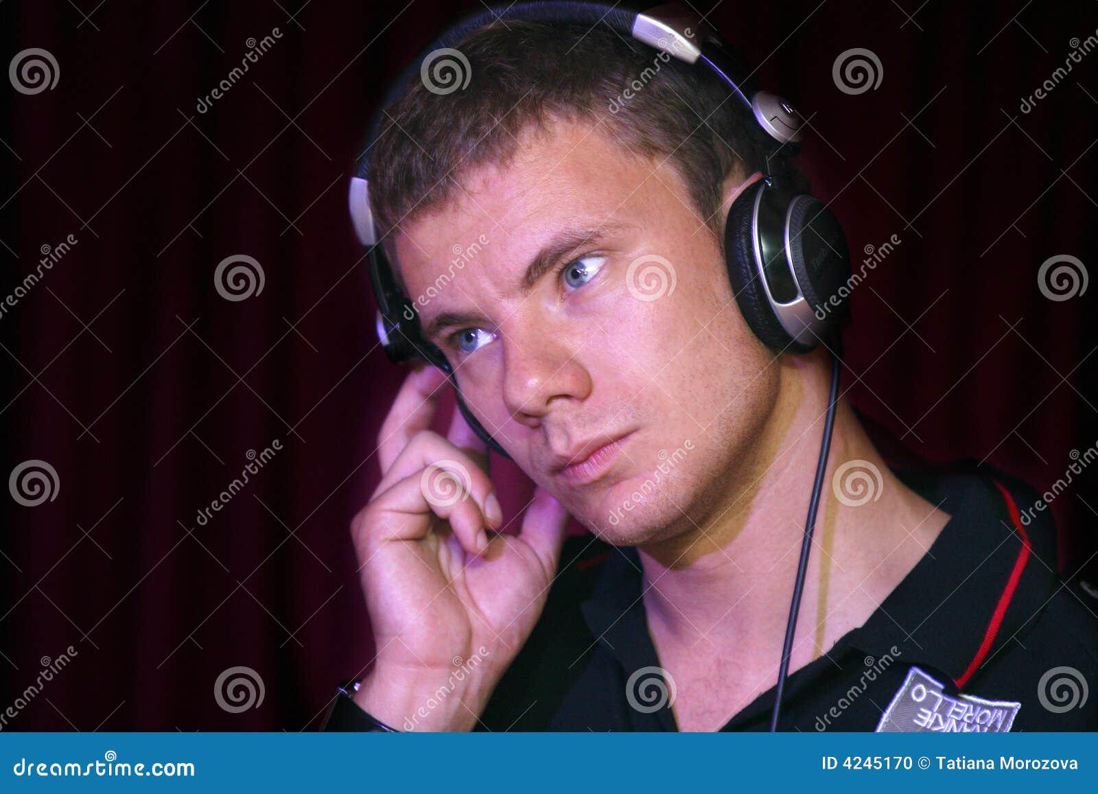Rotura violenta de DJ