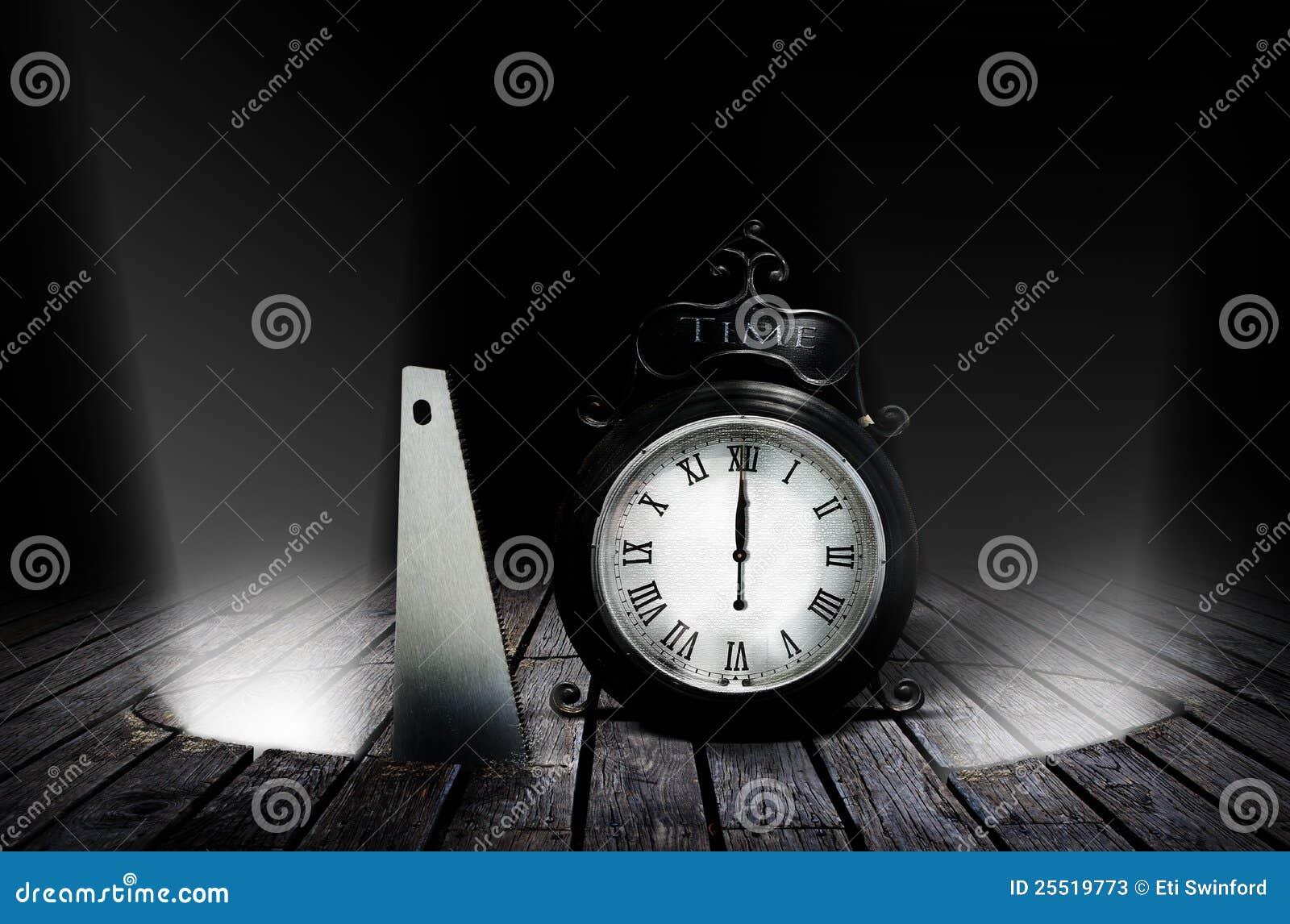 Roubando o tempo
