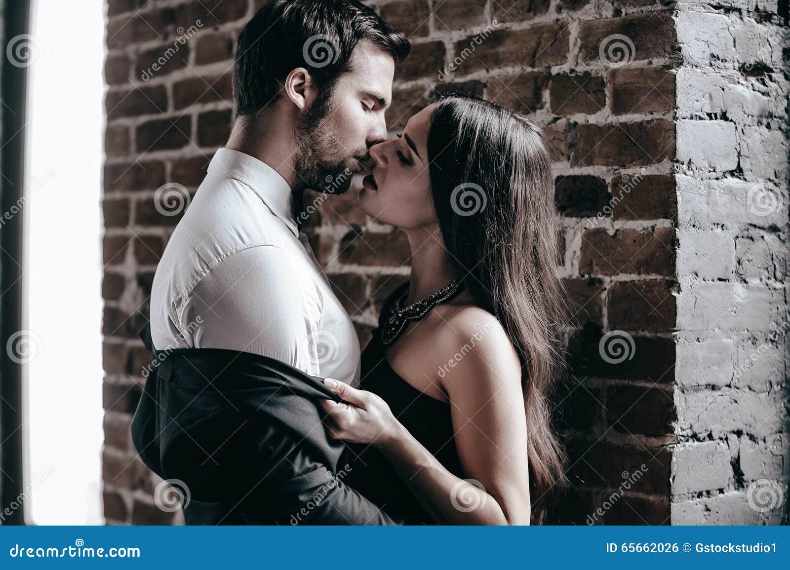 Roubando um beijo