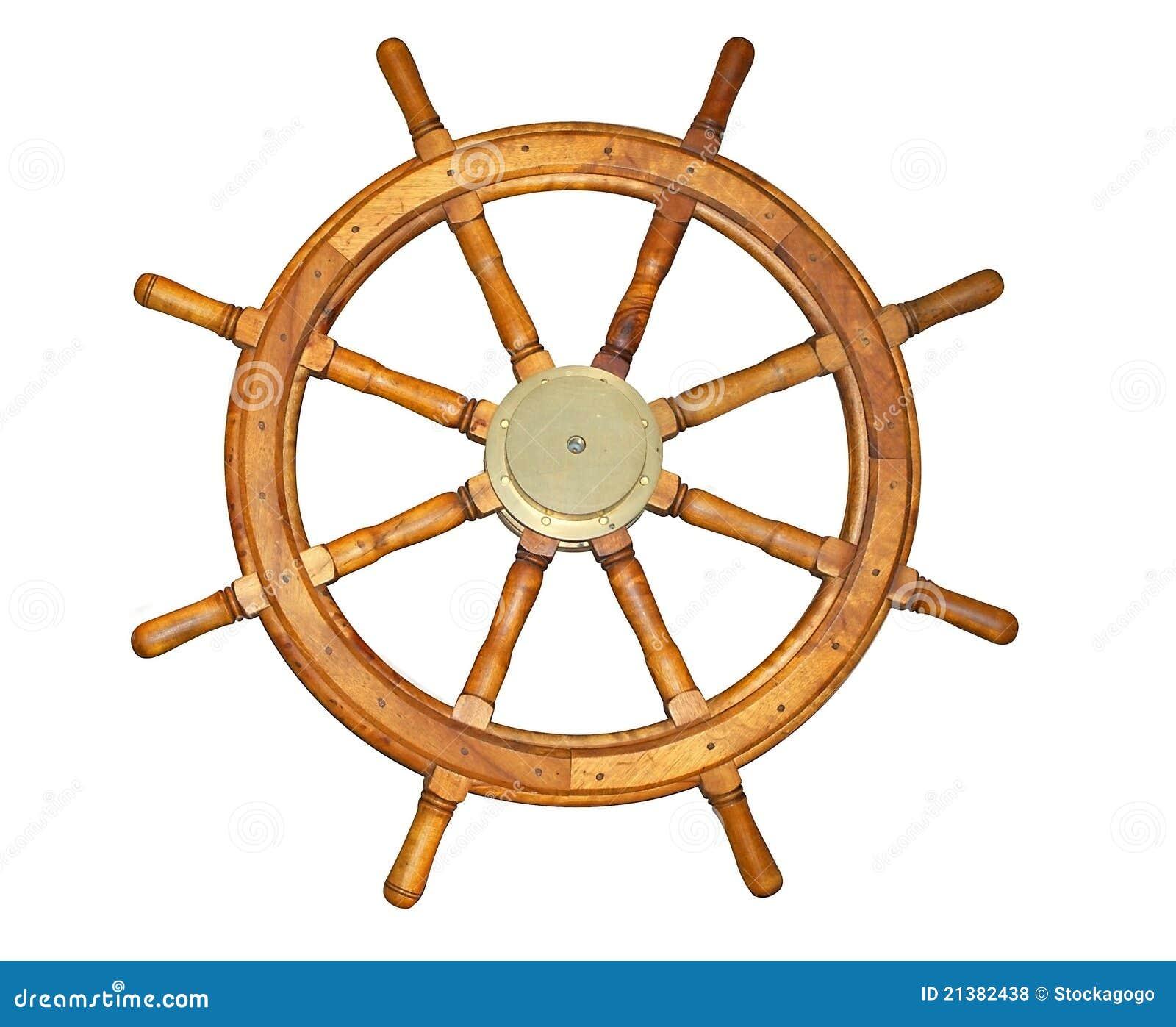 Roue de bateau de vieux type photos libres de droits - Bateau sur roues ...