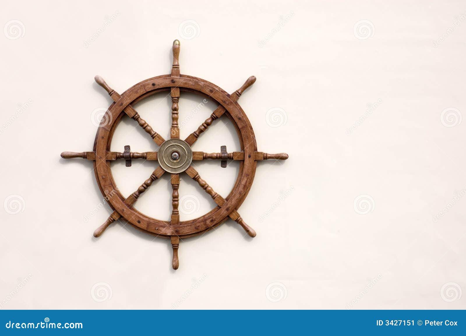 Roue de bateaux