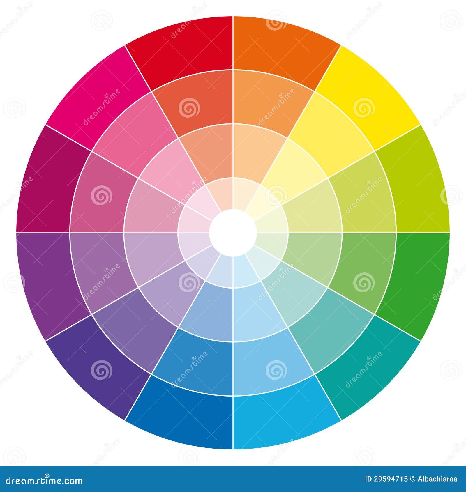 roue de couleur photo libre de droits image 29594715. Black Bedroom Furniture Sets. Home Design Ideas