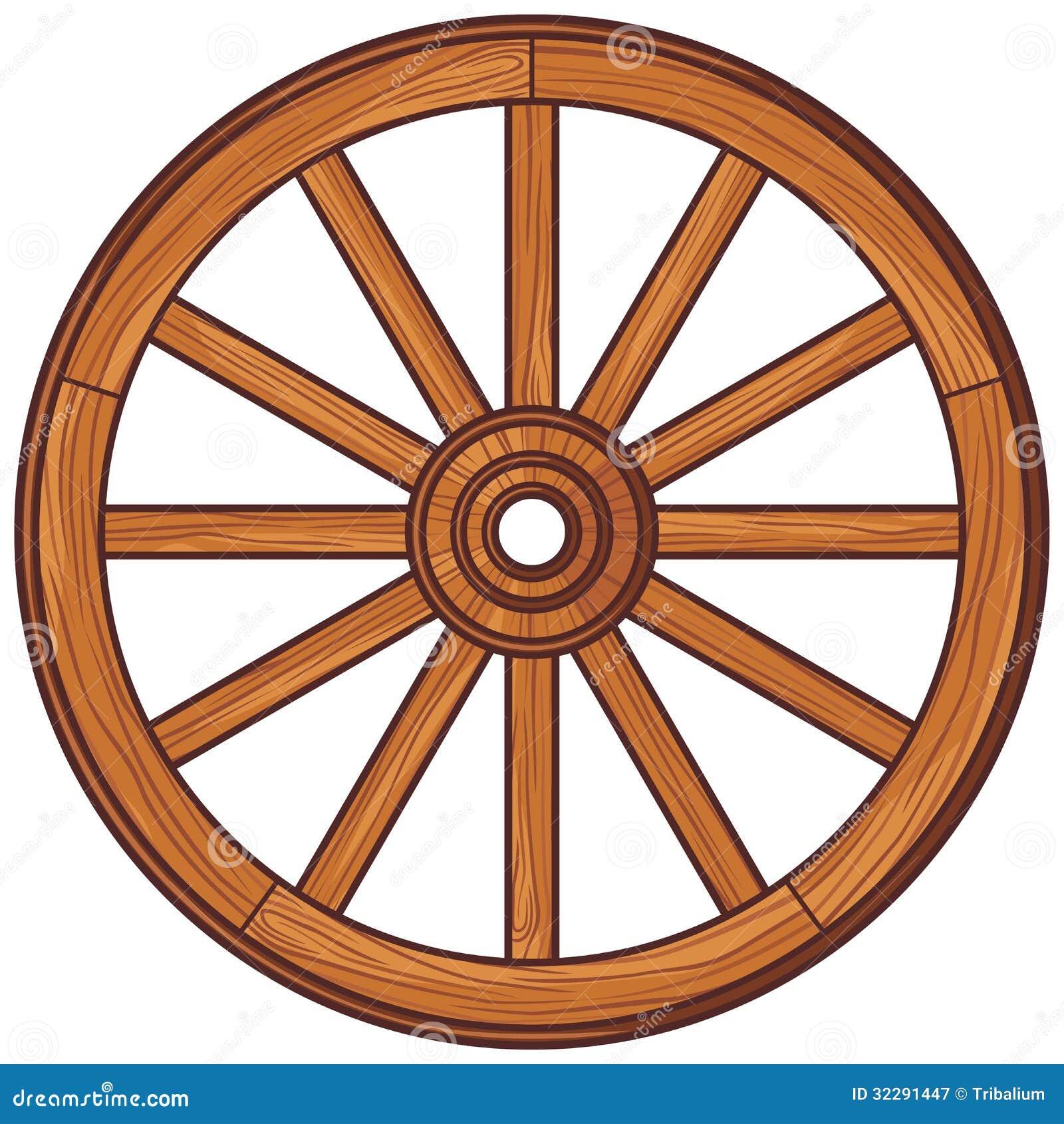 roue en bois image stock image du rustique pays. Black Bedroom Furniture Sets. Home Design Ideas