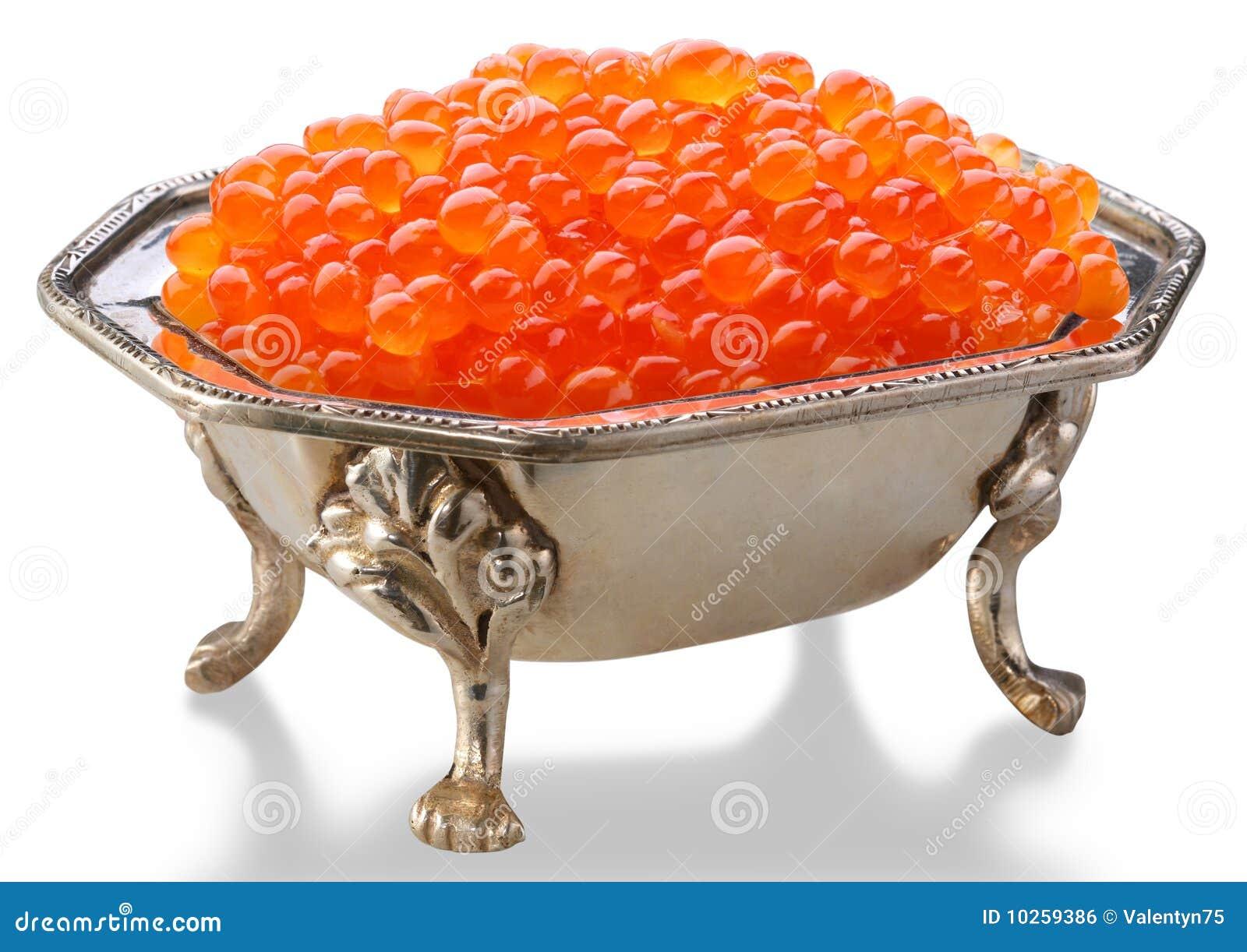 Rouge de caviar
