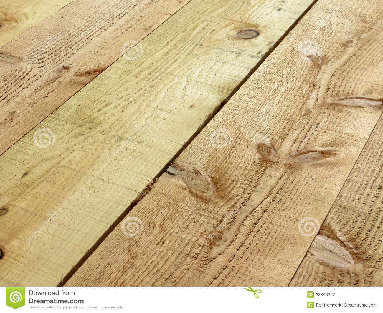 Rough Wood Planks ~ Rough cut wooden planks stock photography image