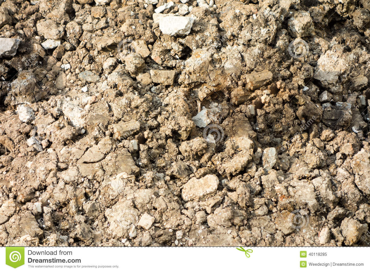 Rough Texture Background: Rough Dry Soil Texture Background Stock Photo