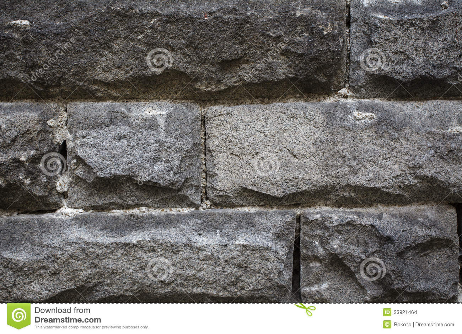 Rough Granite Stone : Rough granite stone wall stock images image