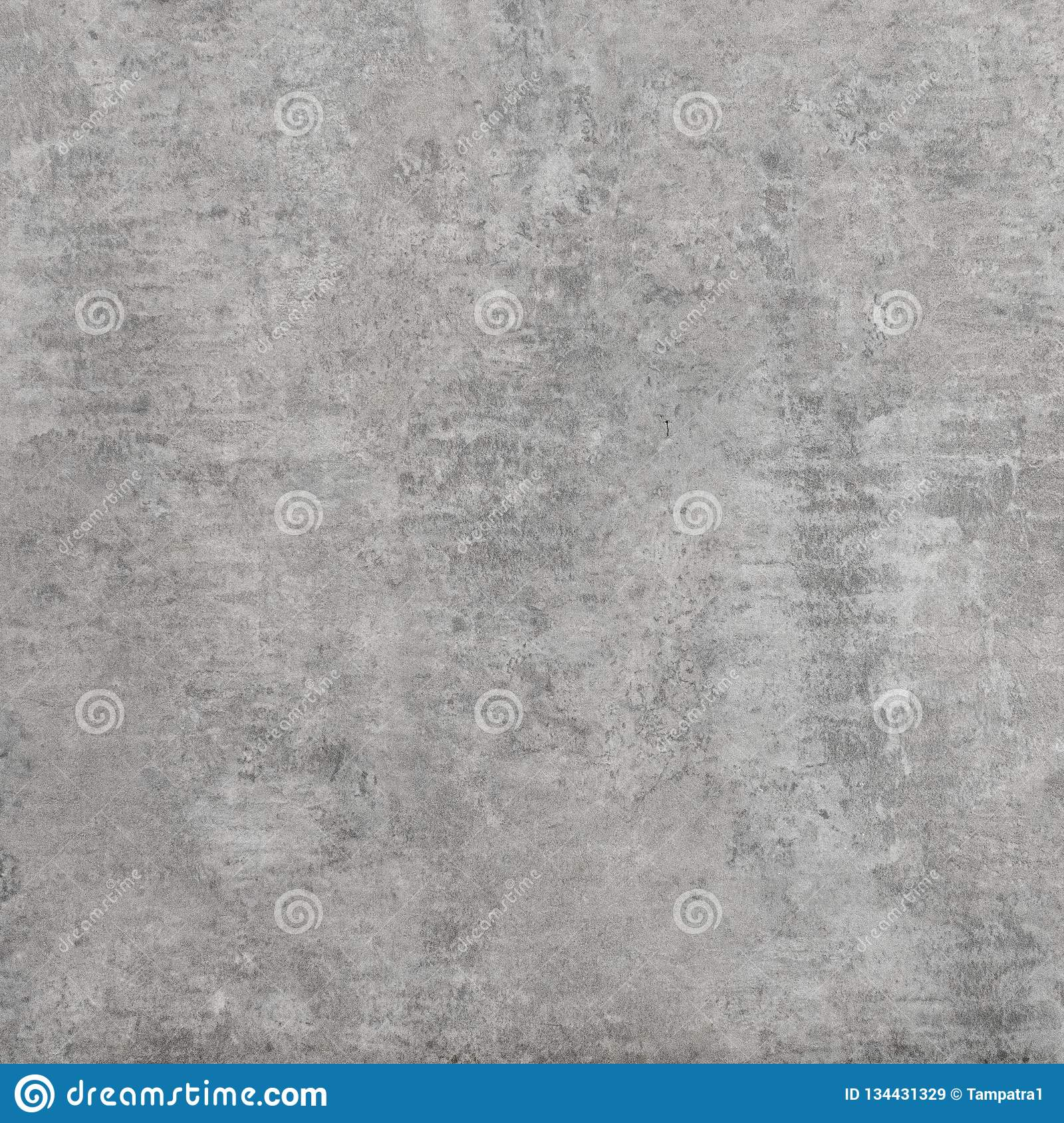Rough grey concrete cement wall or flooring pattern surface texture. Close-up of exterior material for design decoration