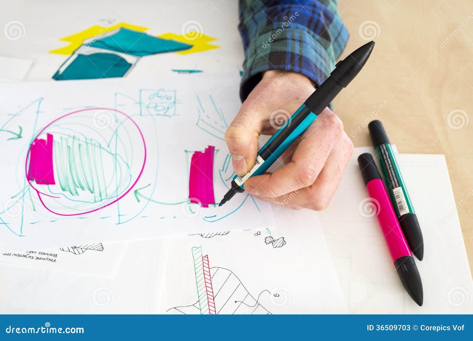 Rough Sketch Stock Photos Image 36509703