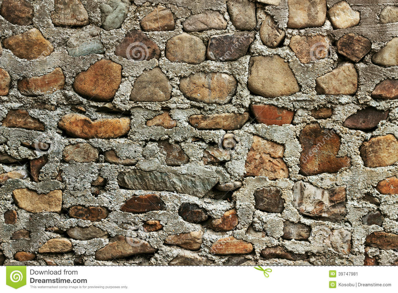 Rough Stone Block Texture : Rough stone wall stock image of block concrete