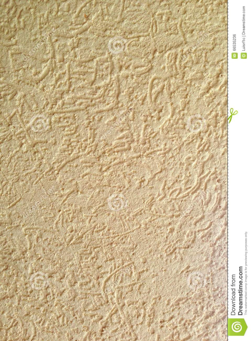 Rough Wall Stock Photo Image 66535236