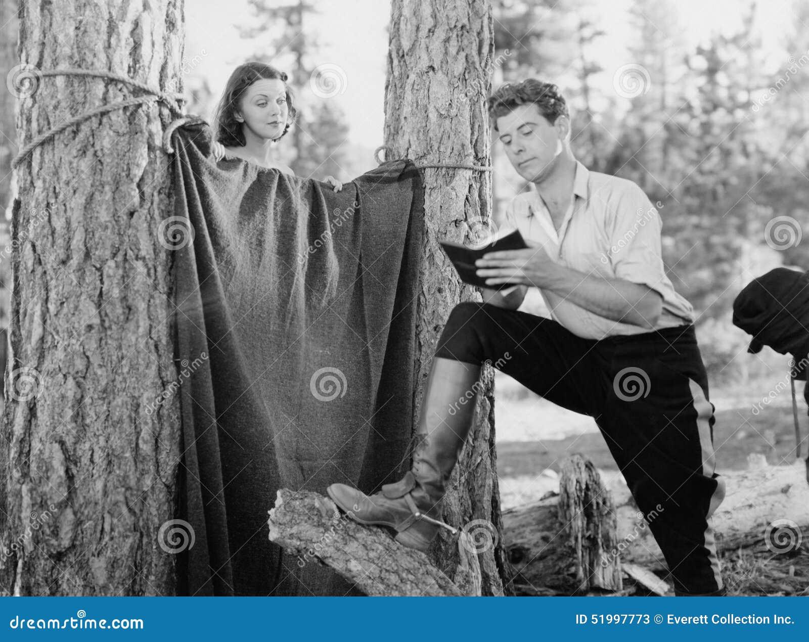 Roughing nel legno (tutte le persone rappresentate non sono vivente più lungo e nessuna proprietà esiste Garanzie del fornitore c