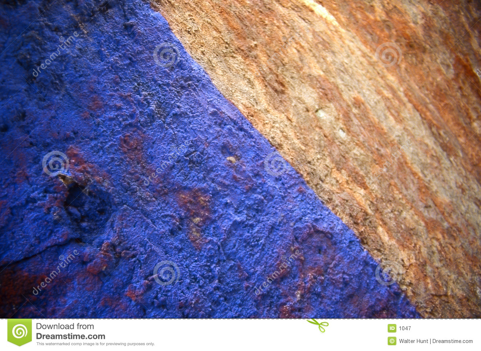 Rouille bleue