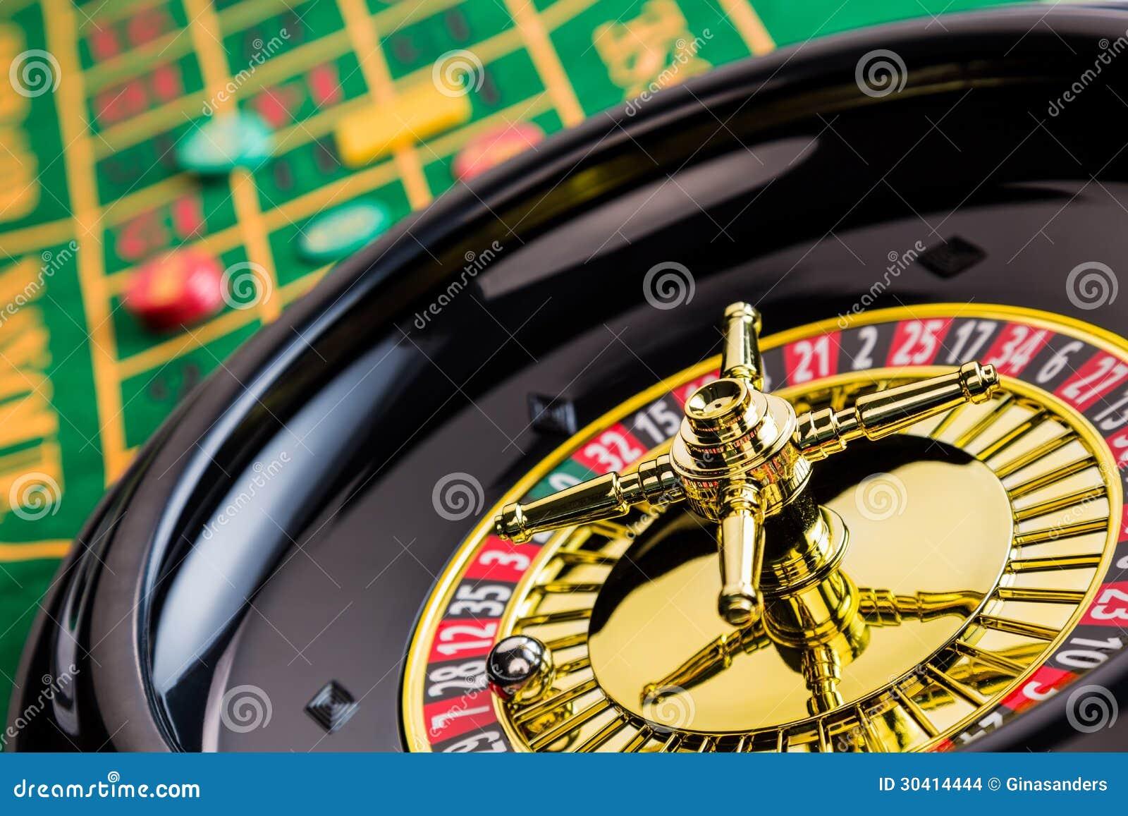 Machine roulette casino